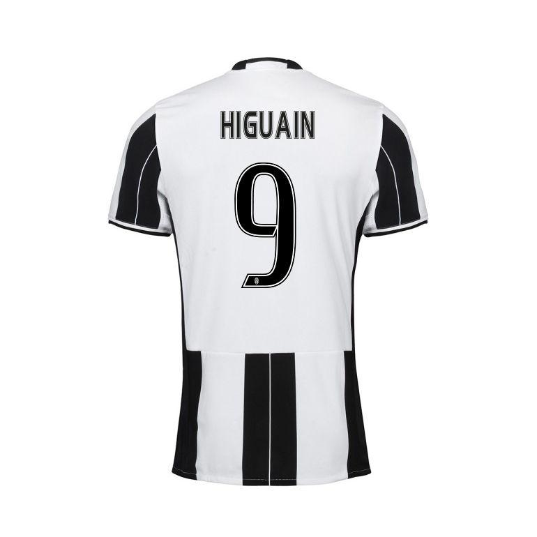 Maillot Higuain Juventus 2016 - 2017