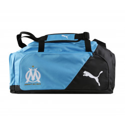 Sac de sport OM Medium bleu 2019/20