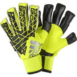 Gants de gardien ACE TRANS jaune et noir