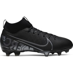 Mercurial Superfly VII junior Academy FG/MG noir