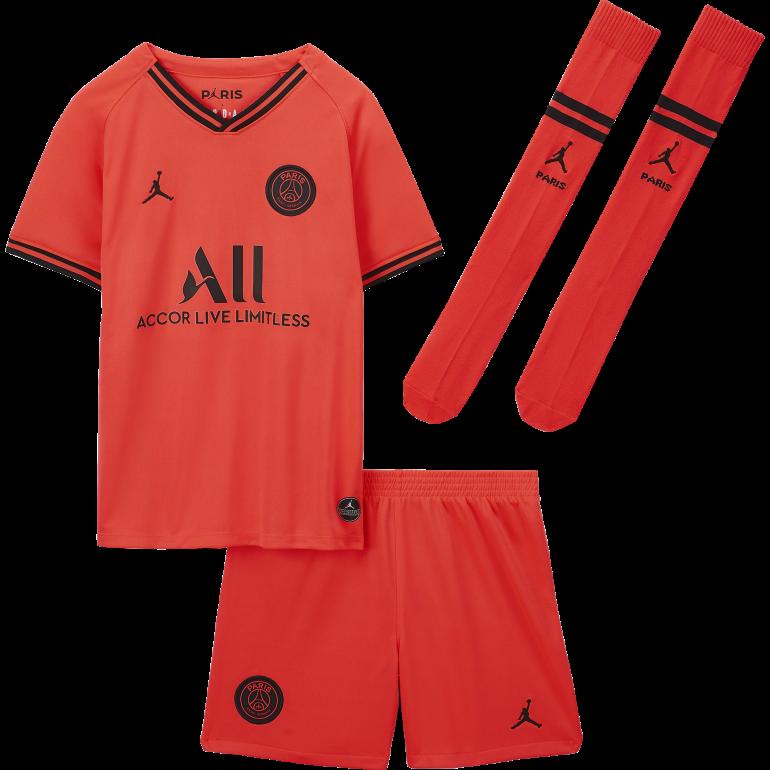 Tenue enfant PSG extérieur 2019/20