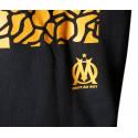 Sweat à capuche OM noir orange 2019/20