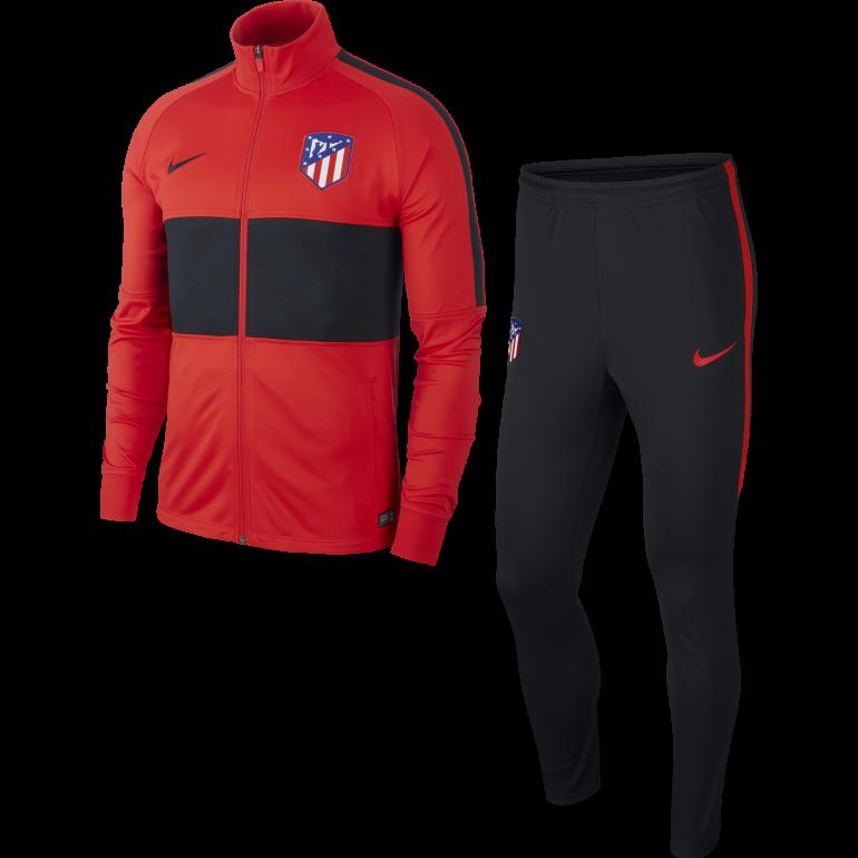 Ensemble survêtement junior Atlético Madrid noir rouge 2019/20