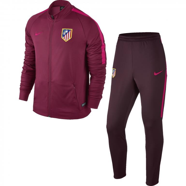 Survêtement Atlético Madrid rouge 2016 - 2017