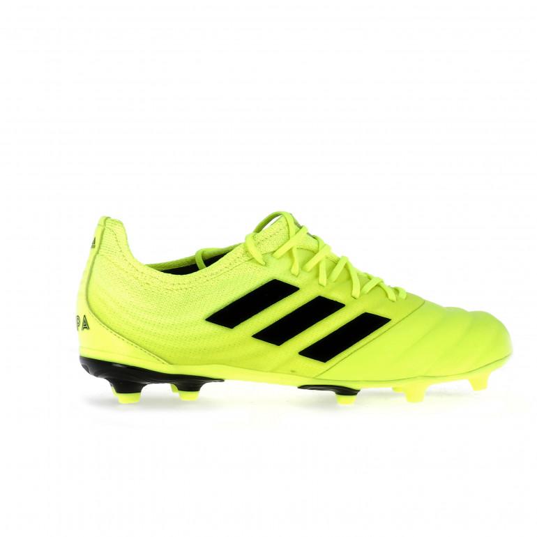 Copa 19.1 junior FG jaune