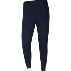 Pantalon survêtement FC Barcelone GFA Fleece bleu rouge 2019/20