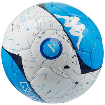 Ballon Naples blanc bleu 2019/20