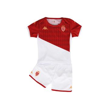 Tenue bébé AS Monaco domicile 2019/20