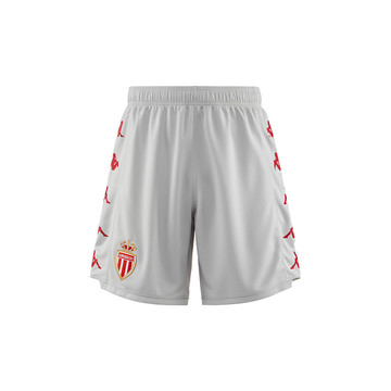 Short gardien AS Monaco blanc rouge 2019/20