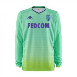 Maillot gardien junior AS Monaco vert 2019/20