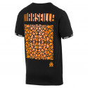T-shirt OM noir orange 2019/20