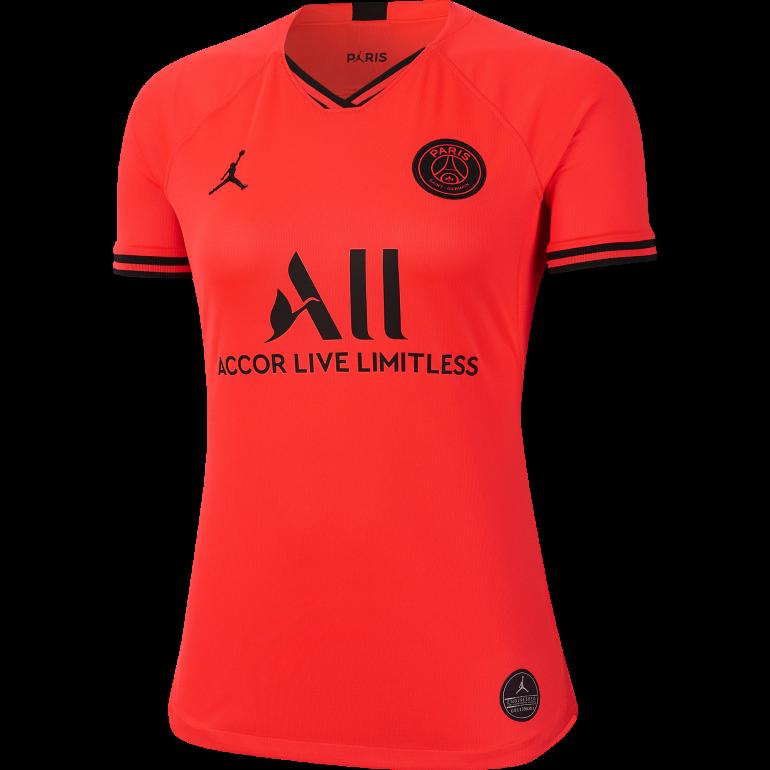Maillot Femme PSG Jordan extérieur 2019/20