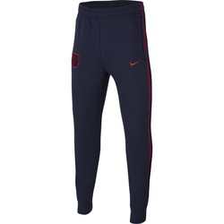 Pantalon survêtement Junior FC Barcelone GFA Fleece bleu rouge 2019/20