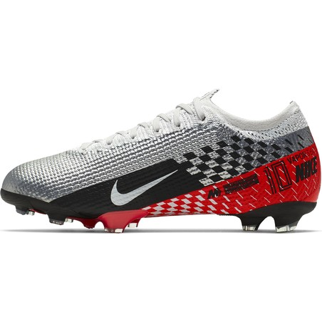 Mercurial Vapor XIII Neymar junior Elite FG rouge