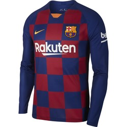 Maillot manches longues FC Barcelone domicile 2019/20
