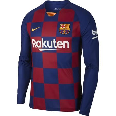 Maillot manches longues FC Barcelone domicile 2019/20