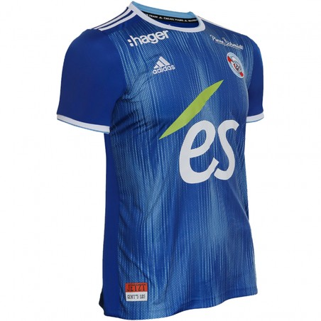 Maillot junior RC Strabourg domicile 2019/20