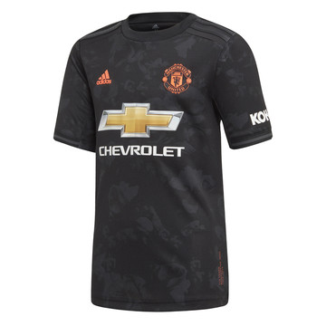 Maillot junior Manchester United third 2019/20