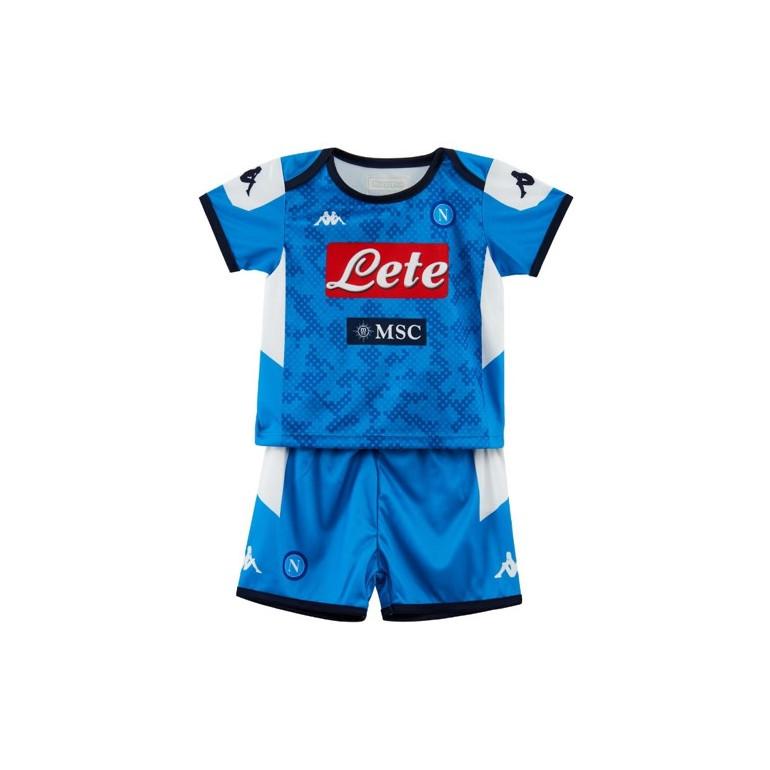 Tenue enfant Naples domicile 2019/20