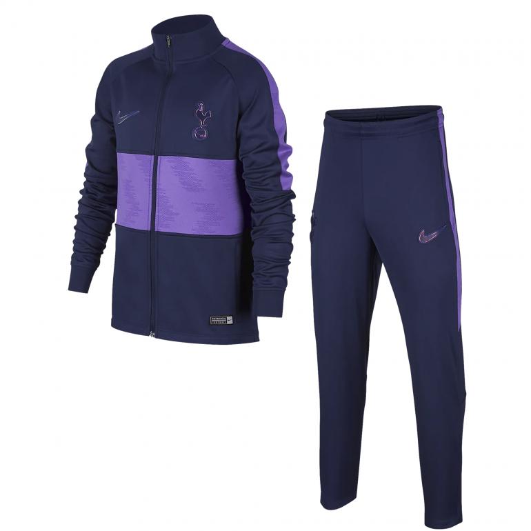 Ensemble survêtement junior Tottenham violet 2019/20