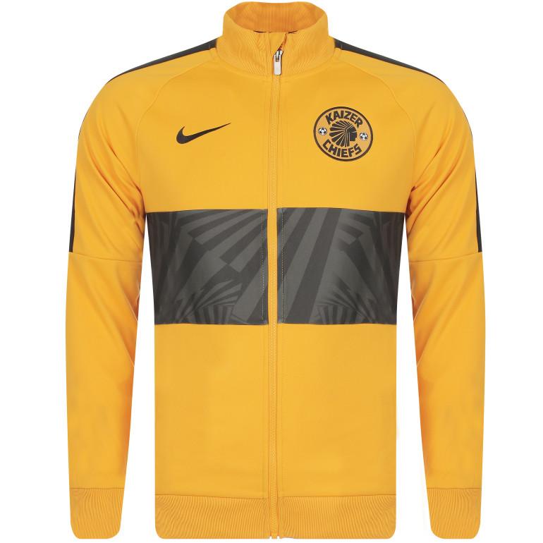 Veste survêtement Kaiser Chiefs I96 jaune 2019/20