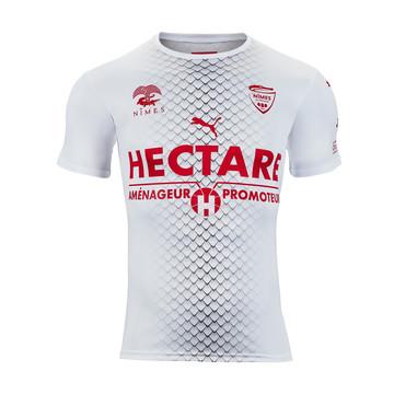 Maillot junior Nîmes Olympique extérieur 2019/20