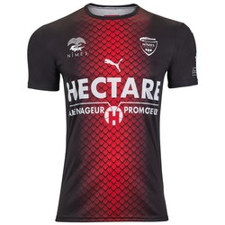 Maillot Nîmes Olympique third 2019/20