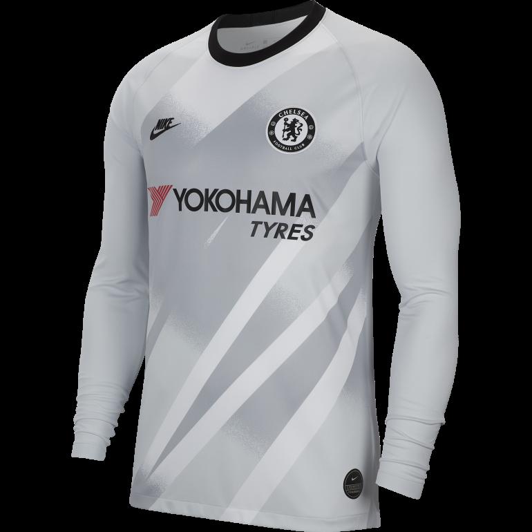 Maillot gardien Chelsea gris 2019/20