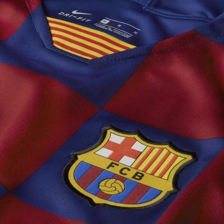 Maillot Messi FC Barcelone domicile 2019/20