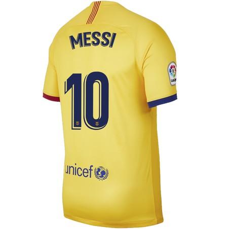 Maillot Messi FC Barcelone extérieur 2019/20
