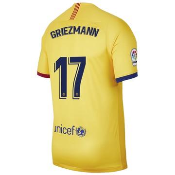 Maillot Griezmann FC Barcelone extérieur 2019/20