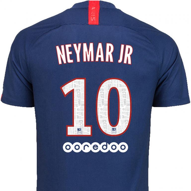 maillot neymar psg intersport