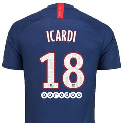 Maillot Icardi PSG domicile 2019/20