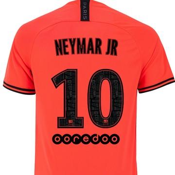 Maillot junior Neymar PSG Jordan extérieur 2019/20