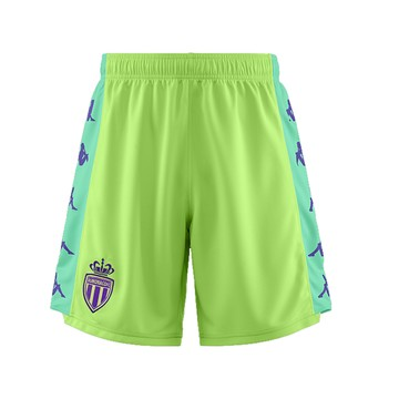 Short Gardien AS Monaco vert 2019/20