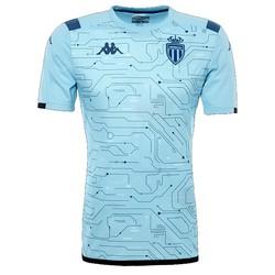 Maillot entraînement AS Monaco bleu 2019/20