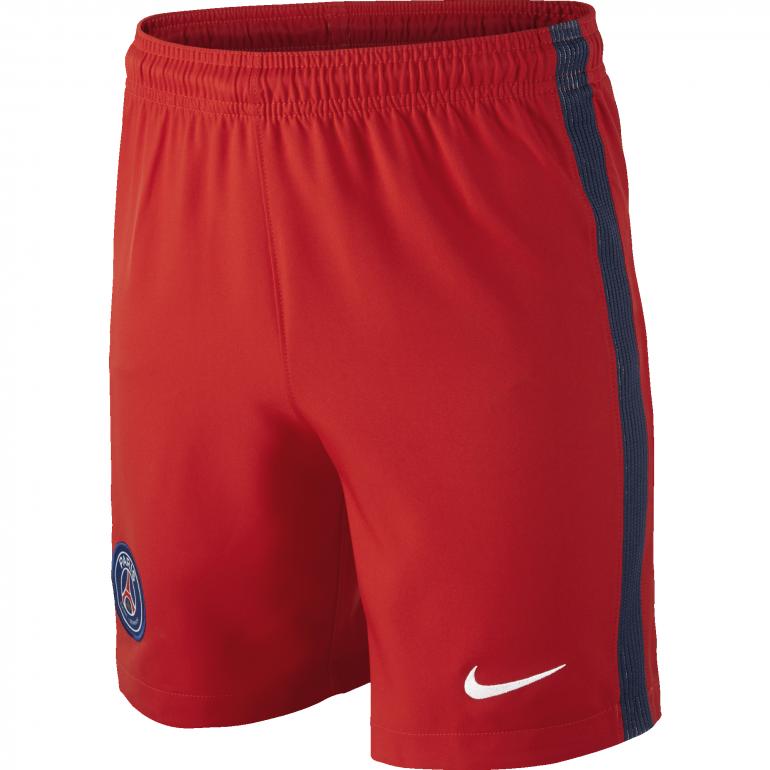 Short junior extérieur PSG 2016 - 2017