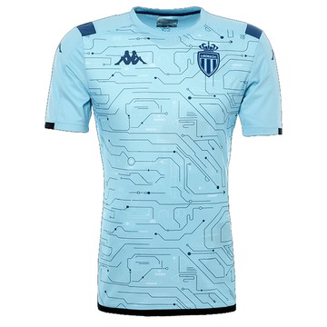 Maillot entraînement junior AS Monaco bleu 2019/20