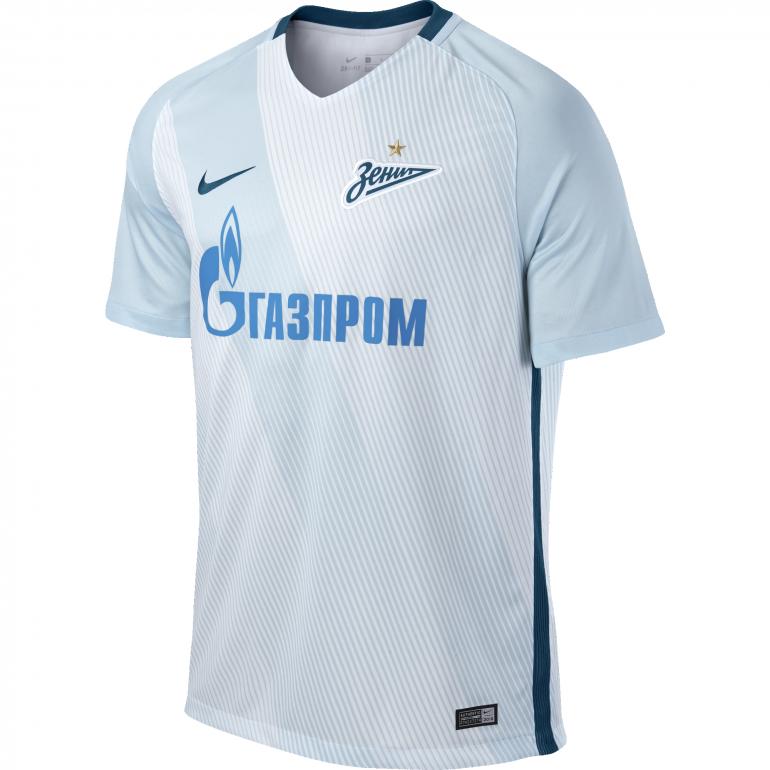 Maillot FC Zenit St-Pétersbourg extérieur 2016 - 2017