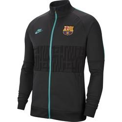 Veste survêtement FC Barcelone I96 noir vert 2019/20