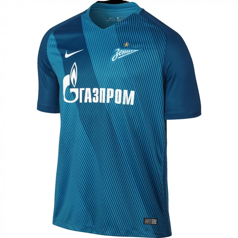 Maillot FC Zenit St-Pétersbourg domicile 2016 - 2017