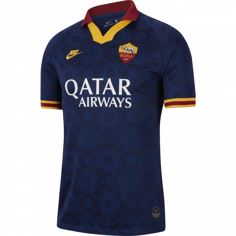 Maillot AS Roma third 2019/20