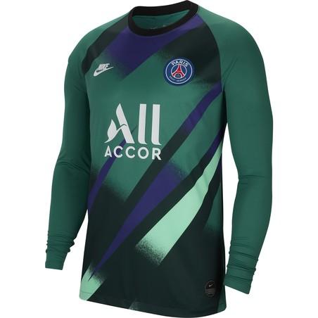 Maillot Gardien PSG graphic vert 2019/20