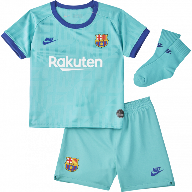 Tenue bébé FC Barcelone third 2019/20