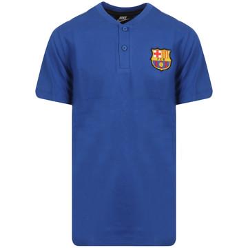 Polo junior FC Barcelone bleu 2019/20