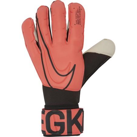 Gants gardien Nike Grip rose noir 2019/20