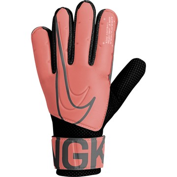 Gants gardien junior Nike Match rose noir 2019/20