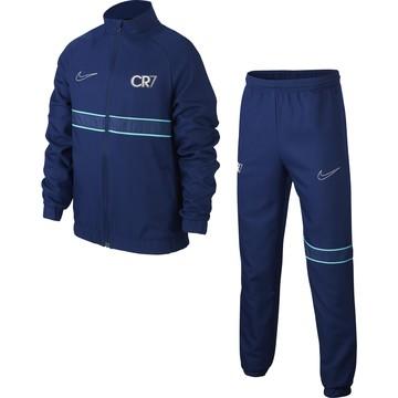 Ensemble survêtement Nike CR7 bleu 2019/20