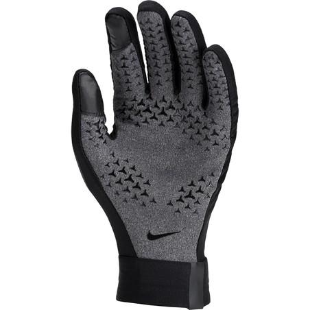 Gants joueurs junior Nike Hyperwarm Air gris 2019/20