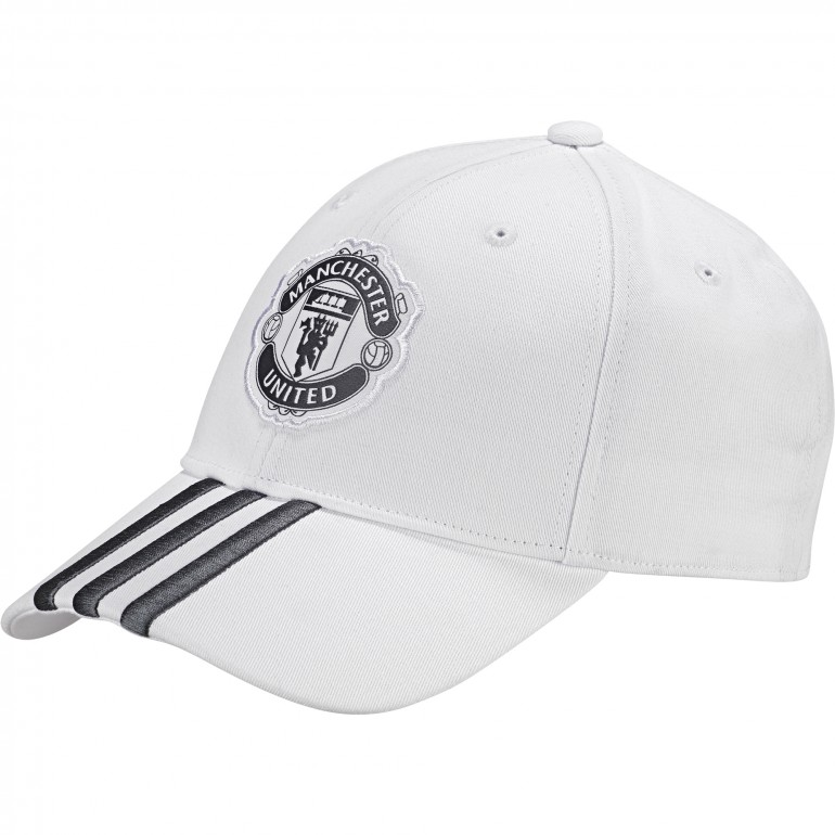 Casquette Manchester United 3S blanche 2016 - 2017